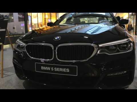 Flash Media - BMW 5 Series