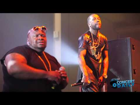 "Dru Hill performs ""Beauty"" live at WPGC's FSO 2015"