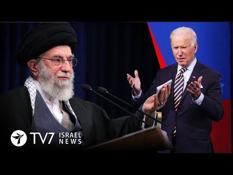 US Moves To Rejoin Iran Nuclear Deal; Israel-Syria Prisoner-swap Confirmed- TV7 Israel News 19.02.21