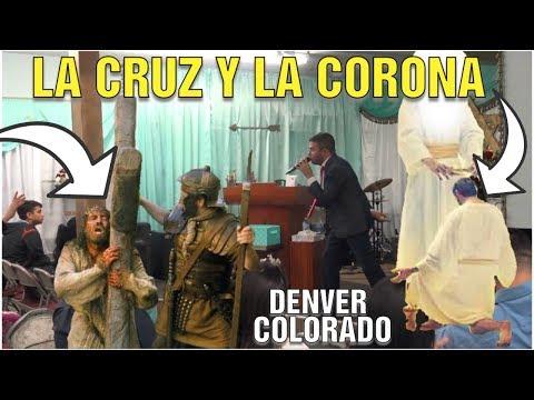 Nadie Quiere La Cruz !!TERRIBLE PREDICA!! erme zuniga denver colorado