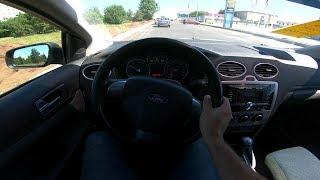 2007 Ford Focus 1.6L (115) POV Test Drive