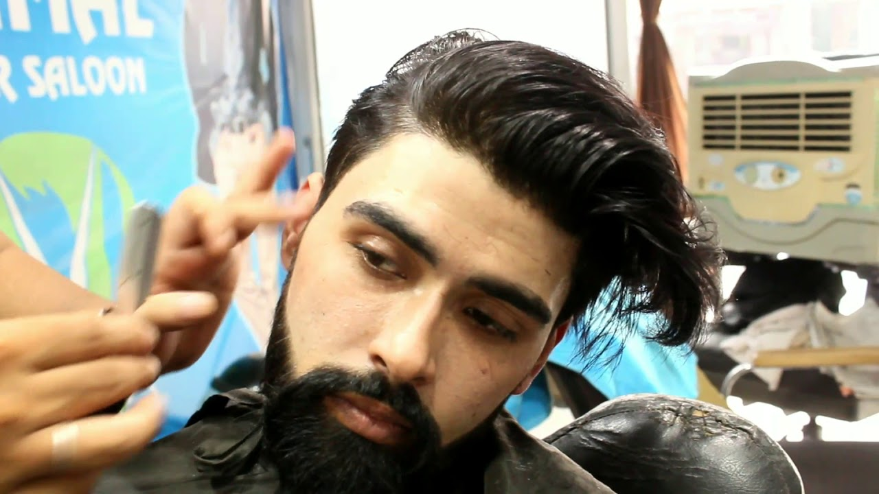 Hairstyle like parmish Verma  beard n hairstyle