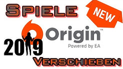 NEU UPDATE 2019: ORIGIN GAMES VERSCHIEBEN DEUTSCH GERMAN