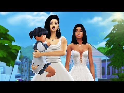 IS IT LOVE - PART 10 (FINAL) - Lesbian Love Story - SIMS 4 MACHINIMA