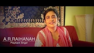 Kaatru Veliyidai - Singer AR Raihanah