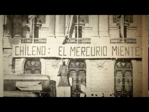 El Diario de Agustín (El Mercurio Miente) - YouTube