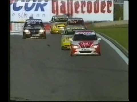 STW 1999 Nürburgring - Kristensen vs. Alzen / Abt vs. Alzen
