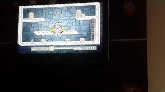 Jogando jogos da Net TV