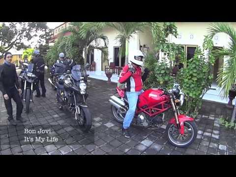 Video Touring Jakarta - Lombok 2014