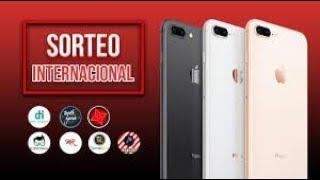SORTEO IPHONE 8 PLUS  MUNDIAL!!!| Requisitos En Descripcion