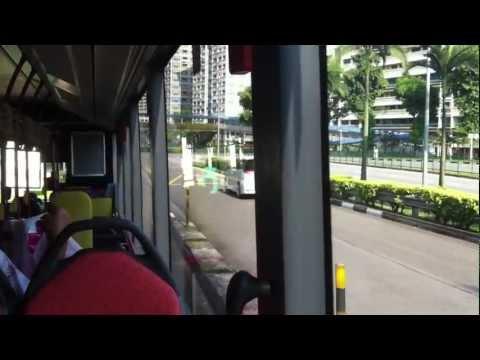 SBS6326Y on Service 116 Old Serangoon Interchange to Hougang Interchange