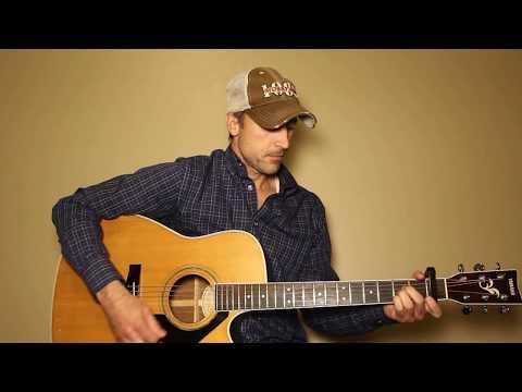 Long Black Train - Josh Turner - Guitar Lesson | Tutorial