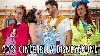 Cover images 90's Cinderella Disneybound | SoundProofLiz