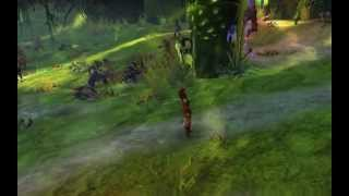 Guild Wars 2  Silvari Starting Location  Part 1