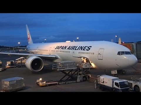 Flight Review Japan Airlines B777 Business Class Tokyo to Sydney