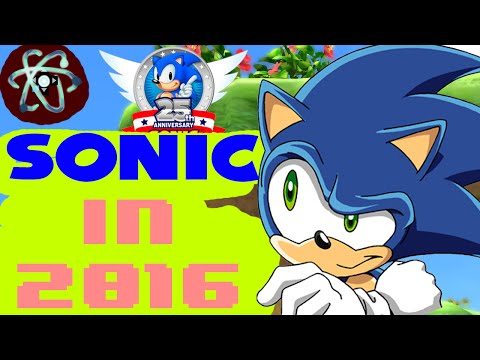 Atomic Opinion: Sonic's 25th Anniversary Ideas