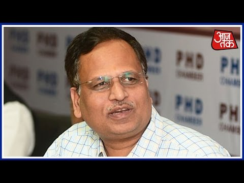 Fresh trouble for Delhi health minister Satyendra Jain
