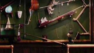 Rube Goldberg machine from Waiting
