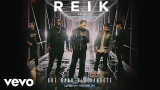 Reik - Qué Gano Olvidándote (Versión Urbana) [Cover Audio] ft. Zion & Lennox