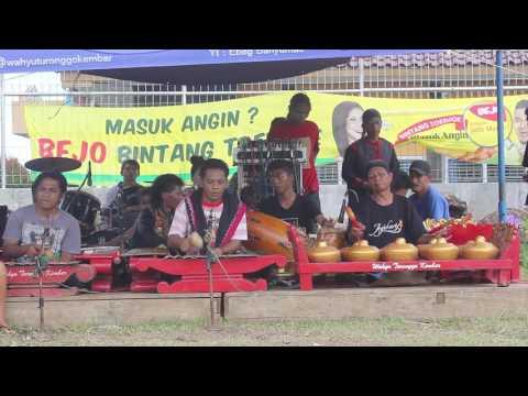 Festival Ebeg Banyumas 2017 'Wahyu Turonggo Kembar' Gending Manyar sewu