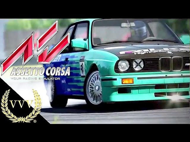 Assetto Corsa - Console Trailer and Chat