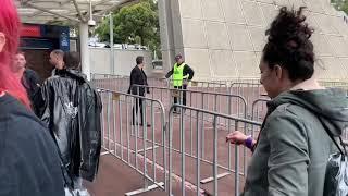 Rapture 2019 Diaries: VIP guest entering Eminem's concert in Sydney, Australia
