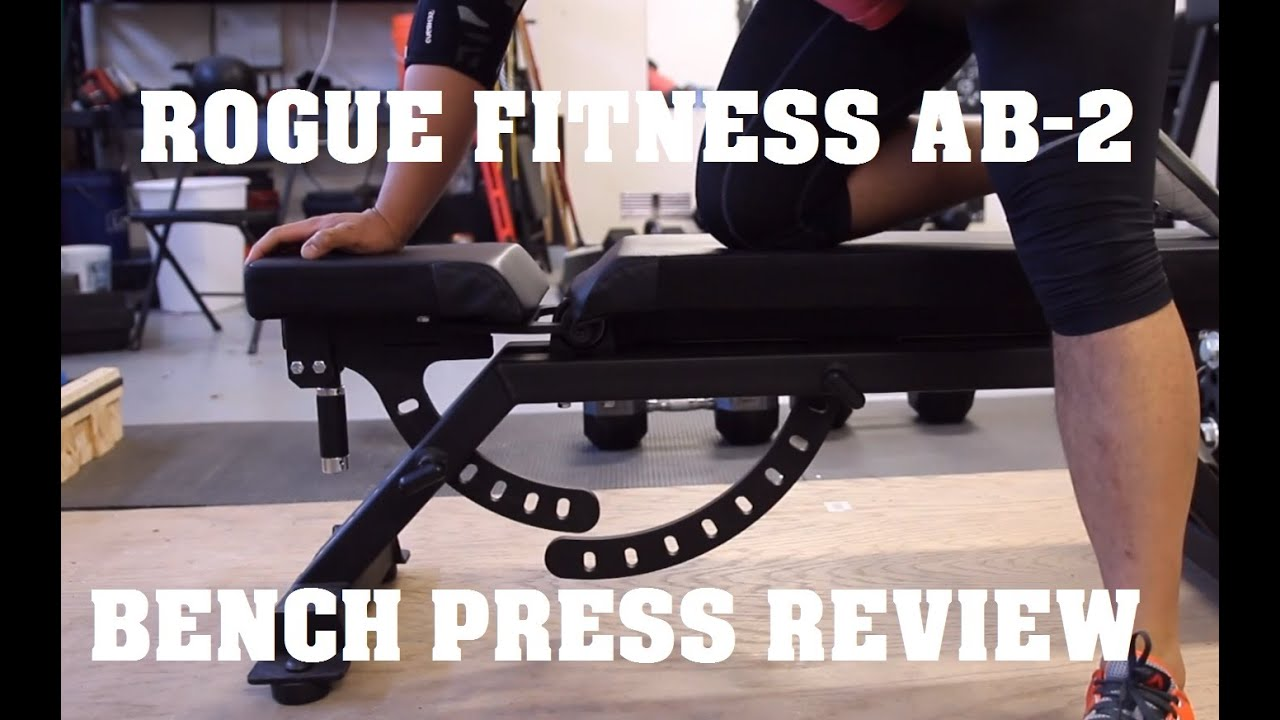 Rogue fitness ab 2 bench review youtube