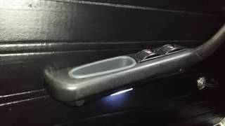 видео дверные ручки на ваз 2107