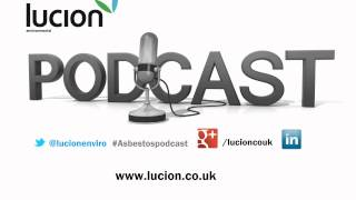Asbestos Management in Higher Education Podcast