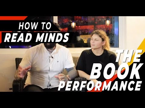 How To Read Minds (Trick 3 Of 20) - Performance