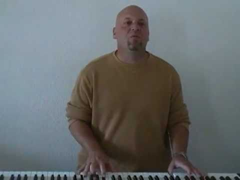 Patrick Phelps performing Come Sail Away by STYX-Written by Dennis DeYoung