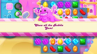 Candy Crush Soda Saga Level 166 walkthrough