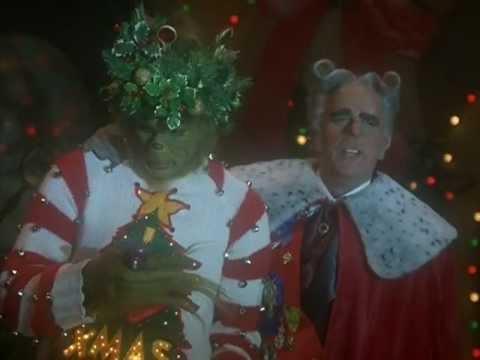The Grinch - Holiday Cheermeister scene