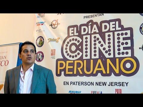 Dia del Cine Peruano - Paterson, New Jersey