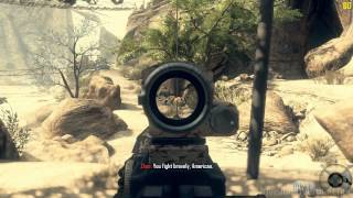 Call of Duty: Black Ops 2 - Mission 3 - Old Wounds - WalkThrough [HD Gameplay]