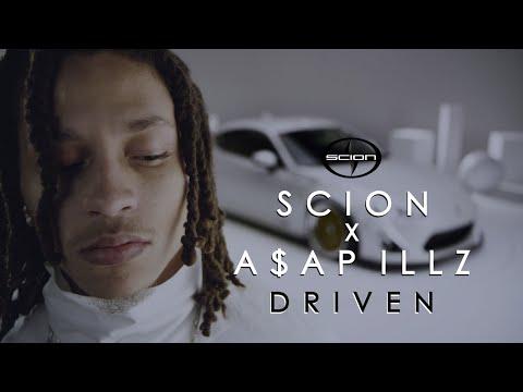 Scion x ASAP ILLZ Driven - High Fashion Meets Street Fashion, Full