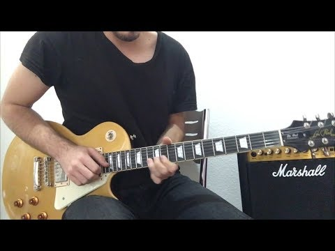 dire-straits---sultans-of-swing-solo/1-cover-with-les-paul