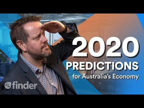 Australian Economy Forecast 2020 |  Housing, Jobs And Recession