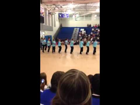 Curtis High School teachers Dancing to Gangnam Style