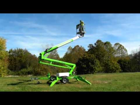 Nifty Lift SD64 Informal Walk Around by Compact Equipment Store