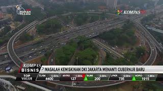 Masalah Kemiskinan DKI Jakarta Menanti Gubernur Baru