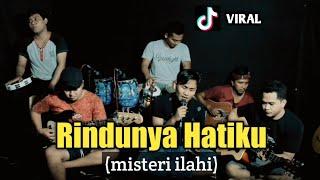Rindunya Hatiku (misteri ilahi) || Live Cover : Zhalose Coustic