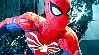 SPIDERMAN PS4 Official FINAL Gameplay Trailer (2018)