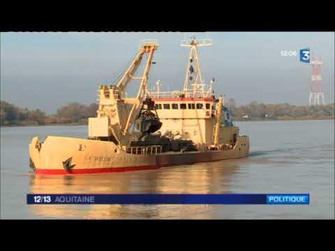 Le port de Bordeaux bientôt aux mains de la région ?