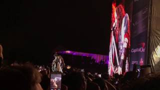 Aerosmith Live (Clips from the March Madness Music Festival 2017)