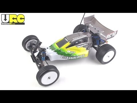Team Associated RC10 B4.1 Brushless RTR reviewed
