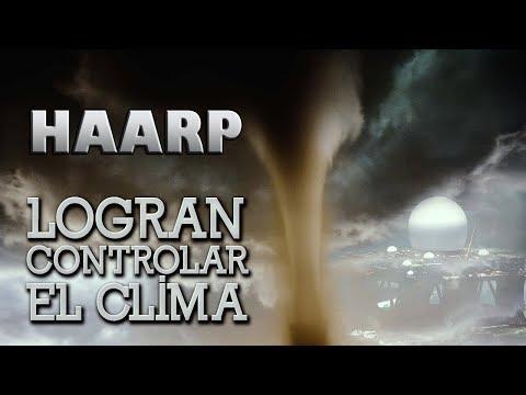 El Proyecto HAARP: Máquinas Para Modificar Y Controlar El Tiempo