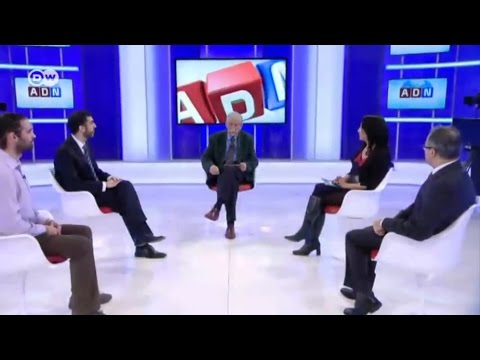 Jorge Sahd debate sobre TPP en Deutsche Welle