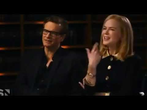 Nicole Kidman, Colin Firth on Ginger Hair and Orangutans :D