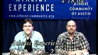 Download Minister Caller   Atheist Experience  340 Mp3 and Videos
